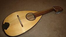 New Rosewood Mandolin Hand Made in Paracho Michoacan Mexico, Beautiful Sound