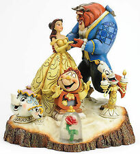 Tale As Old As Time (Beauty & The Beast Carved By Heart) -Disney Traditions
