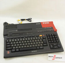 MSX2 SONY HB-F1XD Ref/223889 HIT BIT Home Computer Tested Made in JAPAN Game
