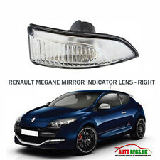 RENAULT Megane MK3 wing mirror side indicator signal light repeater lens - RIGHT