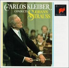 Carlos Kleiber Conducts Strauss (CD, Dec-1990, Sony Classical)