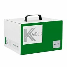 KIT ESPANDIBILE BASE DI IMPIANTO AUDIO/VIDEO CON PULSANTIERA IKALL COMELIT 8000