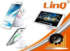SPEAKER PIEGHEVOLE CON VENTOSA PER SMARTPHONE TABLET JACK 3.5 LINQ iS-308 mshop