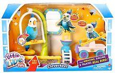 Little Live Pets CLEVER KEET CLEVERKEET TALKING BIRD I TALK SING INTERACTIVE NEW