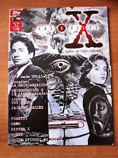 The X-FILES nr 6 Magazine Fumetti News ed. Magic Press (1996) ottimo