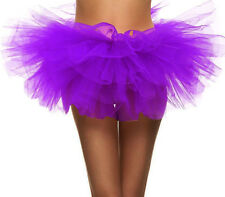 Summer Women's Adult Tutu Skirts Mini Ballet Princess Fancy Dress Party