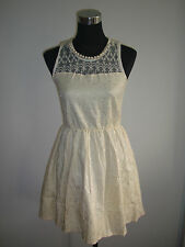 white lace cassual party dress