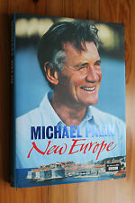 New Europe by Michael Palin 2007 1st Edition Monty Python HCDJ VGC9780297844495