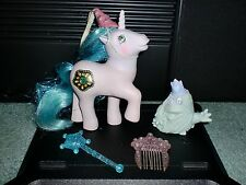 My Little Pony Princess Pony Princess Sparkle Bushwoolie Wand Comb Damsel Hat