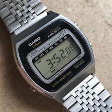Vintage Casio Casiotron 81CS wristwatch