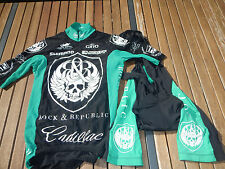 Original Rock Racing St.Patricks day Green Kit San Dimas Race 2007 Größe S Rar!!