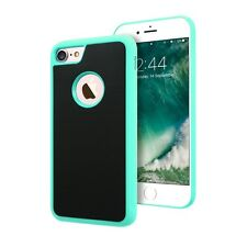 New Technology Nano Adsorption Anti-Gravity Case TPU+PC Cover for iPhone Samsung
