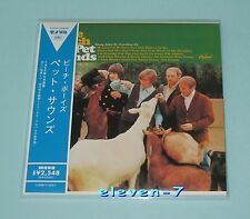 BEACH BOYS Pet Sounds JAPAN mini LP CD brand new still sealed