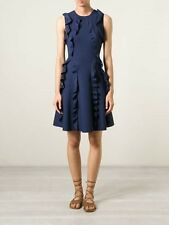 Valentino Valentino ruffled dress ( Size S)