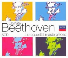 NEW Ultimate Beethoven by Henryk Szeryng Claudio Arrau CD (CD) Free P&H