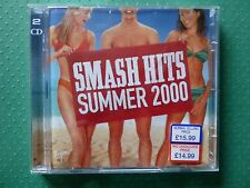 Smash Hits Summer 2000 - 40 Tracks (2 CDs)