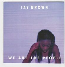 (EZ945) Jay Brown, We Are The People - 2014 DJ CD