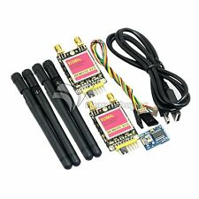 2pcs RDF900 900Mhz 1W Ultra Long Range Radio Telemetry Modem Remote Transceiver