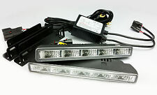 DRL HQ AUTOLIGHTING CREE EXTRA BRIGHT LIGHTS AUTOSWITCH E4 RL00 V10 D