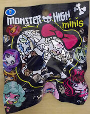 Monster High ~ Minis Doll Series 1 ~ Sealed Blind Bag