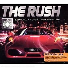 Ministry of Sound Presents: Rush, Ministry of Sound: the Rush, New Import