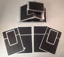 Polaroid SX-70 PolaSkinz Nappa Leather Original Black Replacement Skin SLR680
