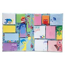 NEW DISNEY PIXAR STICKY NOTES SET INSIDE OUT HOME WORK SCHOOL POST IT MIP 480 PC