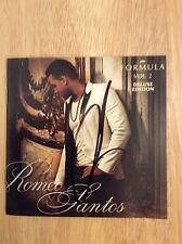 SIGNED - Romeo Santos: Vol. 2-Formula [CD] New
