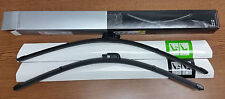 2004 TO 2010 Audi A8/A8L Factory OEM Windshield Wiper Blades - Set of 2
