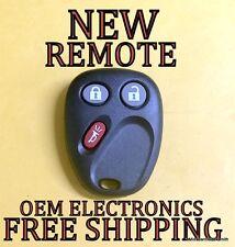 NEW GM GMC TRAILBLAZER ENVOY KEYLESS REMOTE FOB TRANSMITTER MYT3X6898B 15008009