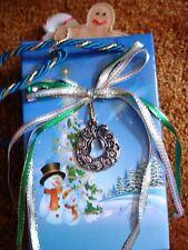 MR CHRISTMAS MUSICAL GIFT BAG GINGER BREAD MAN