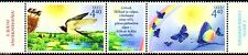Estonia 2005  ^ BIRDS , Swallow & Butterflies * Stamp stripe MNH