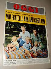 OGGI=1964/35=PAOLA RUFFO=BELMONTE MEZZAGNO=CAZZAGO SAN MARTINO=NOCETO PARMA=