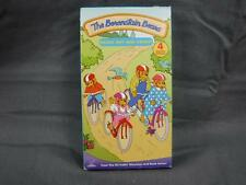 Rare VHS Video Tape The Berenstain Bears Bears Out and About