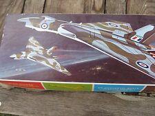 Lindberg model kit-avro vulcan B1 bomber plane - 1:100 scale! rare