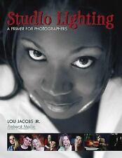 Studio Lighting: A Primer for Photographers-ExLibrary