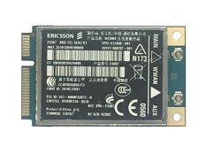 Ericsson F3307 Mini PCI-E HSPA 3G 21mbps 612600-001 GPS WWAN Wifi Card for HP