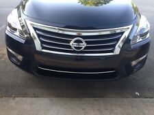 CHROME GRILLE GRILL TRIM For NISSAN ALTIMA 13 14 15
