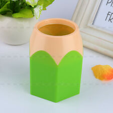 New Makeup Brush Holder Pen Vase Pencil Pot Tidy Stationery Desk Container AY