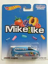HOT WHEELS JUST BORN MIKE and IKE '85 CHEVY ASTRO VAN