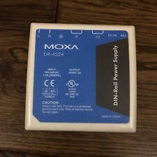 Moxa DR-4524 45W DIN-Rail 24 VDC Power Supply