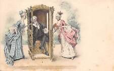 M. M. Vienne, c. 1910, Pretty Ladies with Gentleman, Series #153