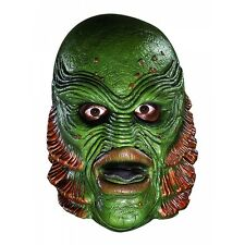 Creature From The Black Lagoon Mask Costume Accessory Adult Universal Monsters