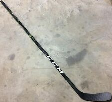 CCM Ribcore Trigger ASY Pro Stock Hockey Stick Grip 100 Flex Left H11 Sakic 7189