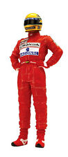 1:43 TSM - Ayrton Senna Figure - McLaren - New in Box