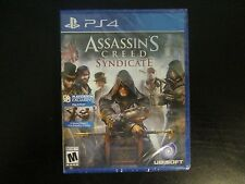 NEW! Assassin's Creed: Syndicate (Sony PlayStation 4, 2015) PS4