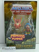 MOTUC, Loo-Kee & Kowl, Masters of the Universe Classics, MOC, figure, sealed box