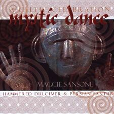 Mystic Dance: A Celtic Celebration by Maggie Sansone (CD, 2004, Maggie's Music)