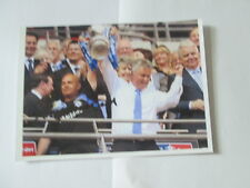 "Ray Wilkins Chelsea 7x5"" Fa Cup Football Photo  /bi"
