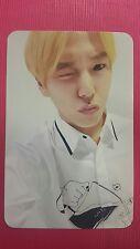 BAP B.A.P HIMCHAN Official Photocard #2 5th Album CARNIVAL Photo Card 힘찬